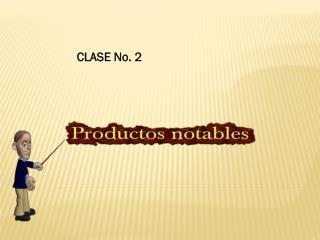 CLASE No. 2