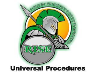 Universal Procedures