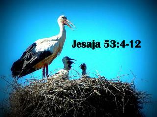 Jesaja 53:4-12