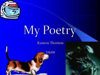 Kamron Thornton 5/6/09