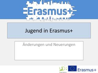 Jugend in Erasmus+