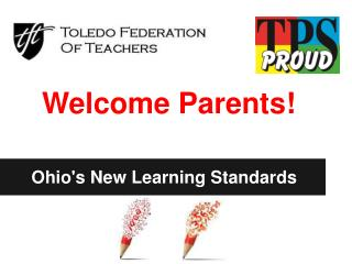 Ohio's New Learning Standards