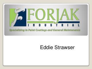 Eddie Strawser