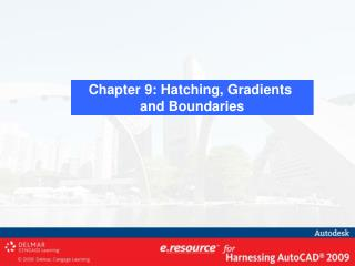 Chapter 9: Hatching, Gradients  and Boundaries