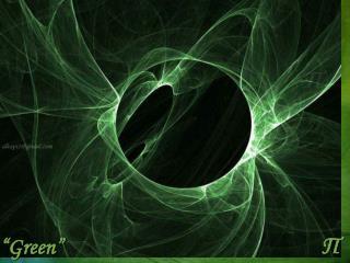 �Green�