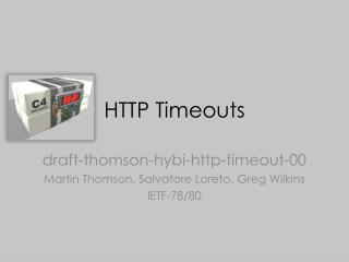HTTP Timeouts