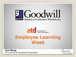 Employee Learning Week