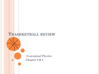 Trashketball  review