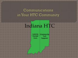 Communications  in Your HTC Community