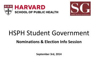 HSPH Student Government