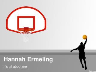 Hannah Ermeling