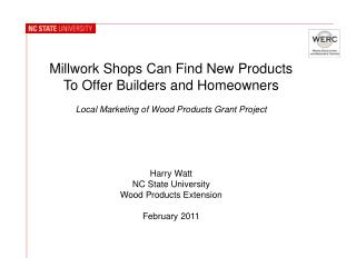 Millwork Shops Can Find New Products To Offer Builders and Homeowners