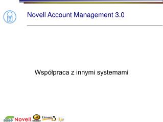 Novell Account Management 3.0