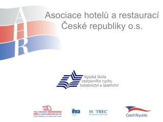 Asociace hotelů a restaurací České republiky o.s.