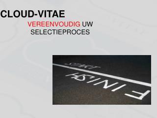 CLOUD-VITAE