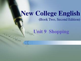 New College English  ( Book Two, Second Edition )