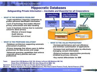 Hippocratic Databases