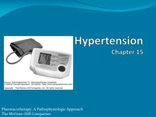 Hypertension  Chapter 15