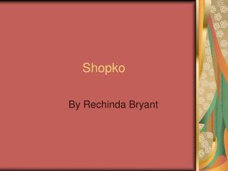 Shopko