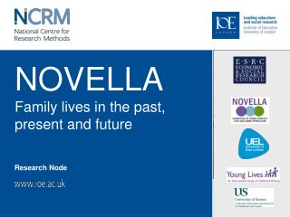 NOVELLA Family lives in the past, present and future
