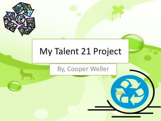 My Talent 21 Project