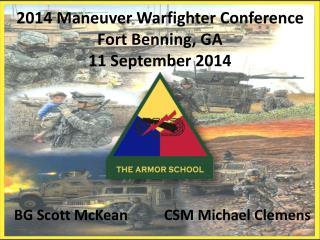 BG Scott McKean          CSM Michael Clemens