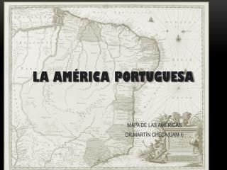 La América Portuguesa