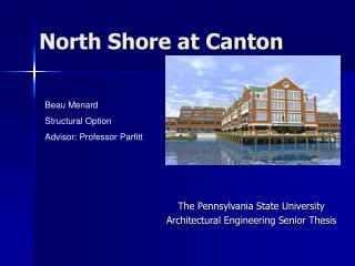 North Shore at Canton