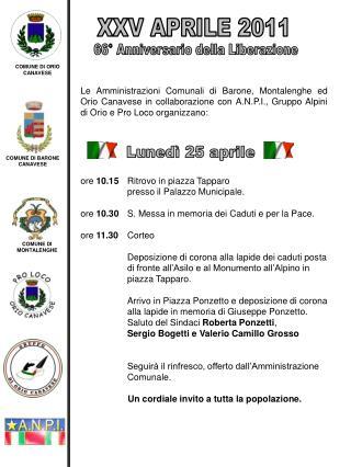 COMUNE DI BARONE CANAVESE