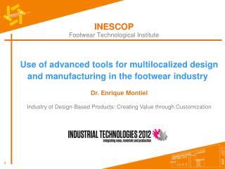 INESCOP Footwear Technological Institute