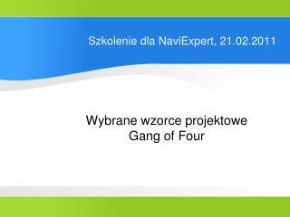 Szkolenie dla NaviExpert, 21.02.2011