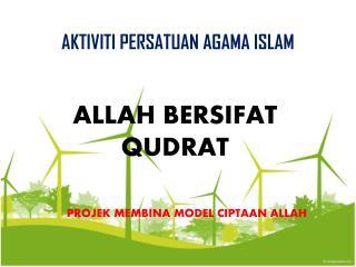 AKTIVITI PERSATUAN AGAMA ISLAM