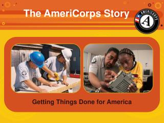 AmeriCorps  Rooted in America s Tradition of Service