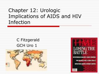Chapter 12: Urologic Implications of AIDS and HIV Infection