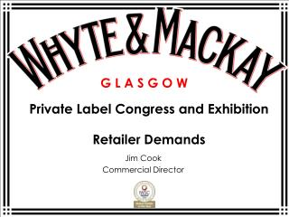 Private Label Congress and Exhibition Retailer Demands