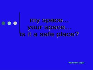 Paul Davis Legal