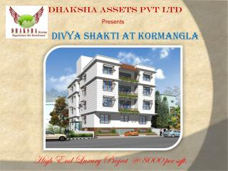 DHAKSHA ASSETS PVT LTD