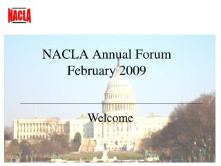 NACLA Annual Forum  February 2009
