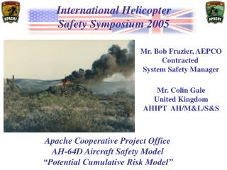 International Helicopter  Safety Symposium 2005