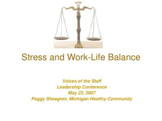 Stress and Work-Life Balance