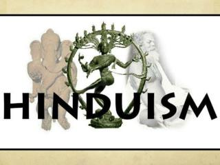 Key questions:  Hinduism