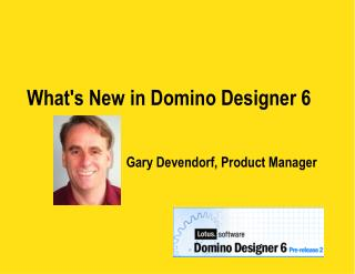 What's New in Domino Designer 6