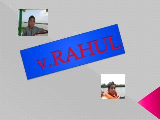 v.RAHUL