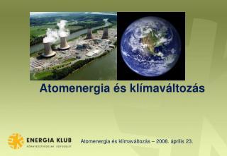 Atomenergia és klímaváltozás