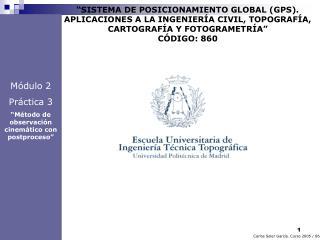 Carlos Soler Garc a. Curso 2005