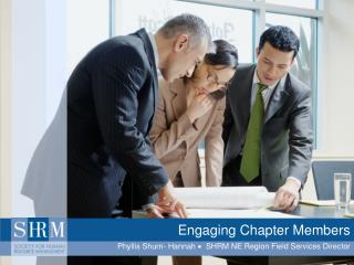 Engaging Chapter Members