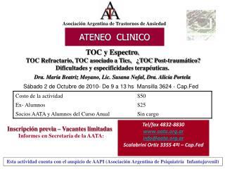 Asociación Argentina de Trastornos de Ansiedad