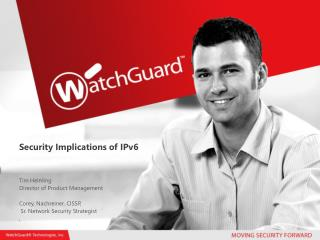 Security Implications of IPv6