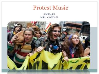 Protest Music