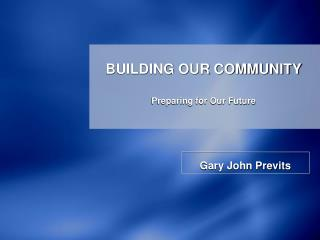 Gary John Previts